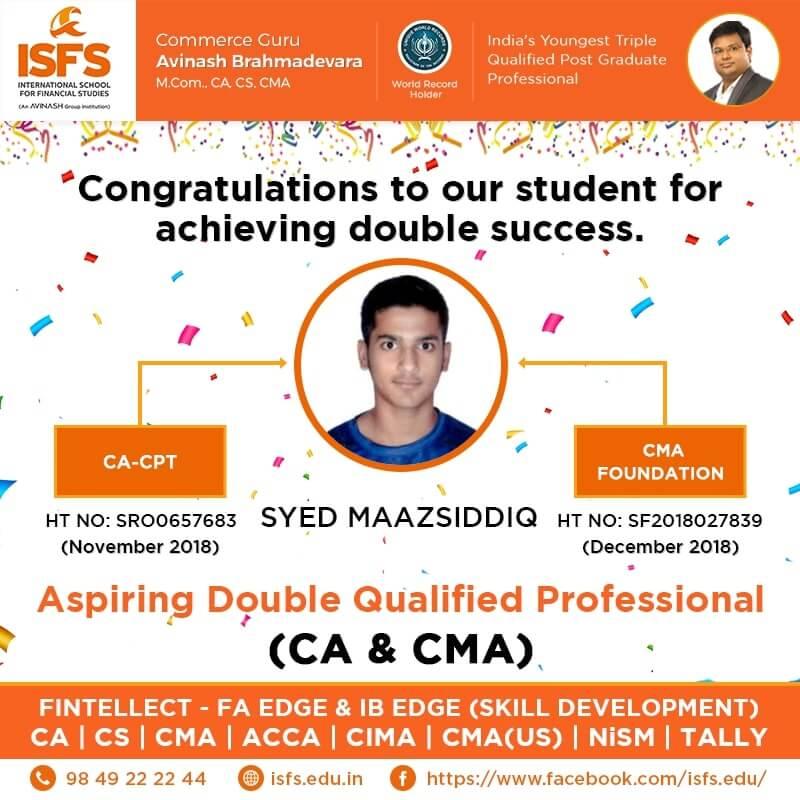 Syed Maazsiddiq