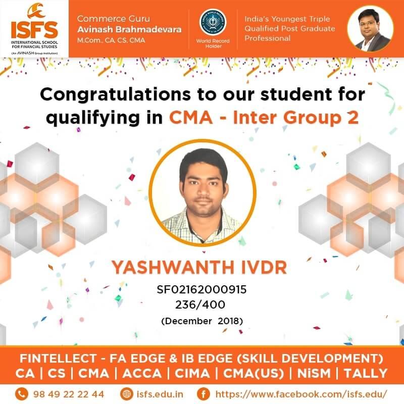 Yashwanth IVDR