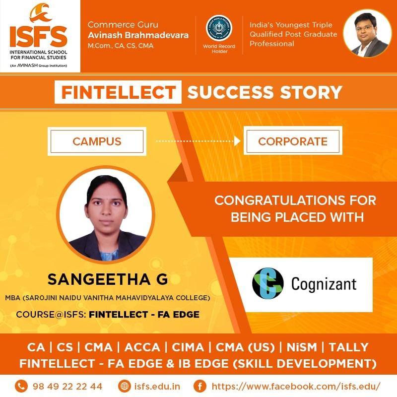 Sangeetha G