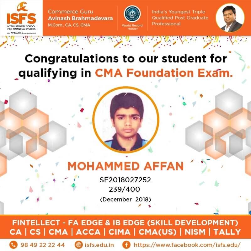 Mohemmad Affan