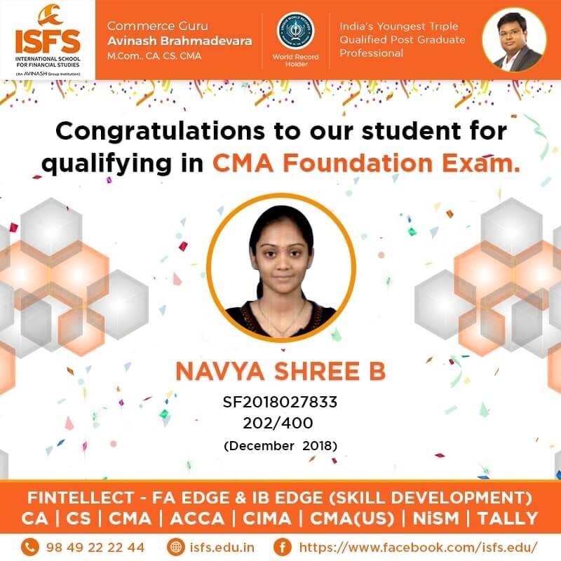 Navya Sree B