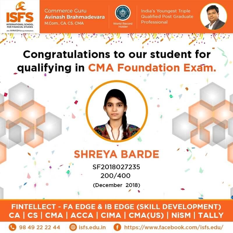 Shreya Barde